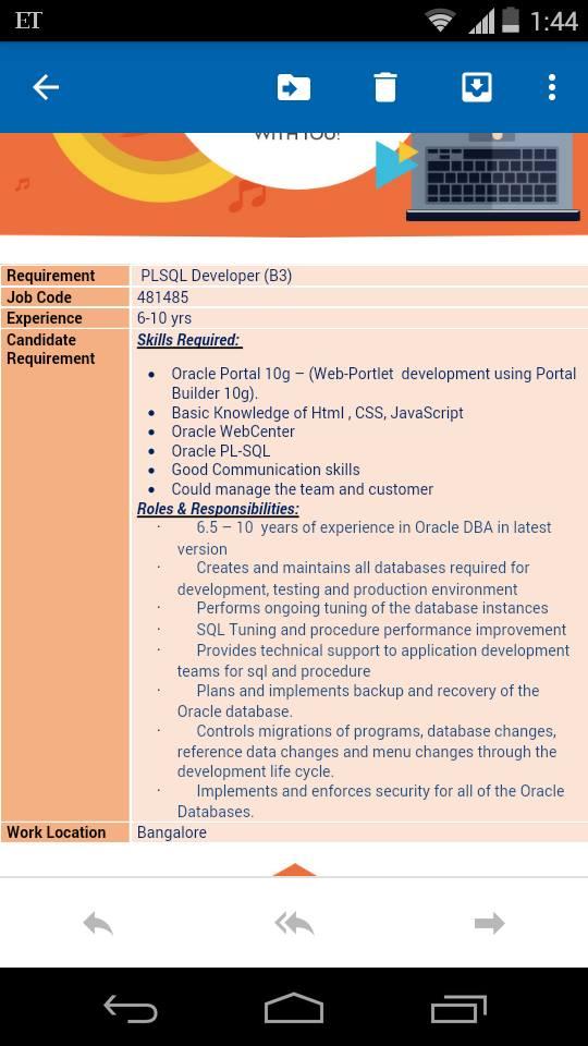 Ui Design Jobs In Pune For Freshers